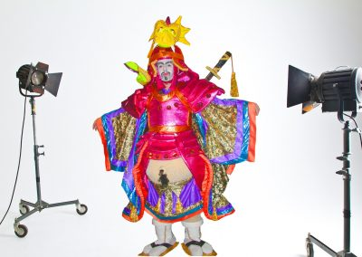 2001 Fantasía: Leyenda samurai