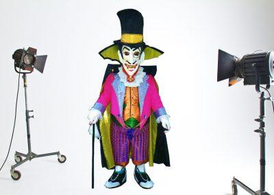 2002 Fantasía: Bienvenido a la Casa del Miedo, señor Conde