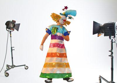 2012 Fantasía: Mil y un Color de un Payaso